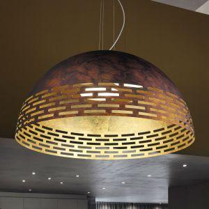 Suspension LED métallique originale Greka