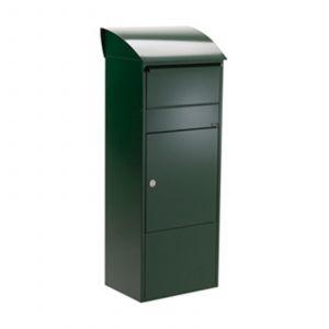 Boîte aux lettres colis verte 820