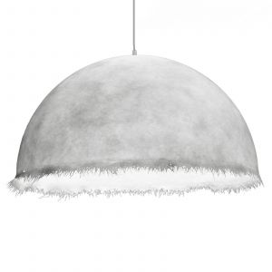 Karman Plancton - suspension d'ext. LED, Ø 75 cm