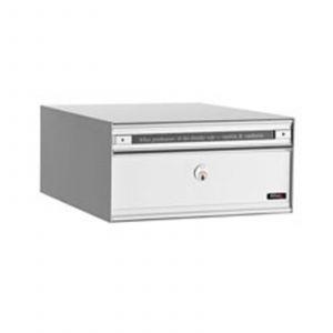 Boîte aux lettres blanche PC1