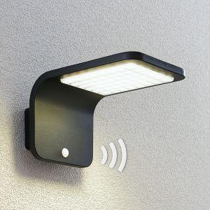 Lindby Koleno spot solaire LED avec capteur, IP54