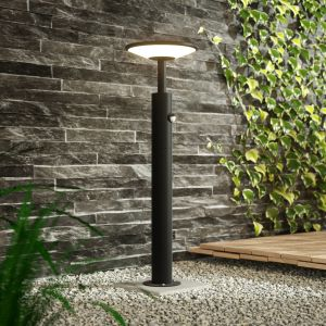 Borne lumineuse LED Fenia capteur mouvement, 60cm