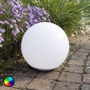 Boule lumineuse LED Globo solaire flottante
