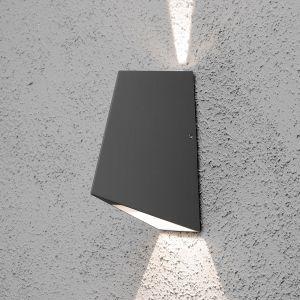 Applique d'extérieur LED Imola avec angle réglable