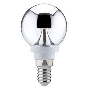 LED globe à tête miroir E14 2,5W 827