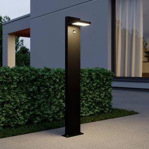 Potelet LED Silvan 100 cm, détecteur