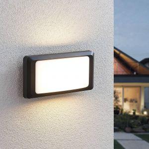 Applique d'extérieur LED Iskia, sans rayures