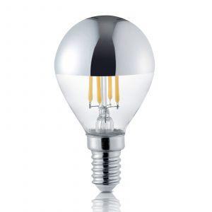 Ampoule LED E14 4W ampoule à tête miroir 2 800K