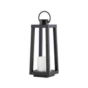 Lindby Oletta lampe solaire décorative lanterne