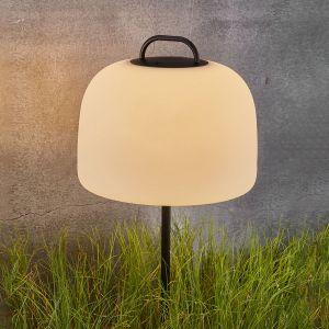 Lampe sur piquet LED Kettle avec abat-jour Ø 36cm