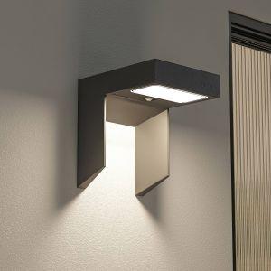 Arcchio Dynorma applique d'extérieur LED capteur