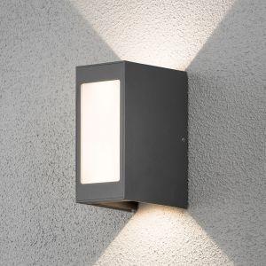 Applique d'extérieur LED Cremona - angle réglable