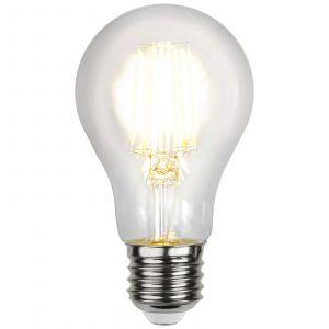 Ampoule LED E27 3,5W A60 transp AC/DC 12-24V 2700K