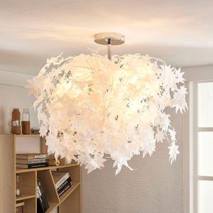 Plafonnier LED Maple feuilles érable design plafonnier lumière chaleureuse