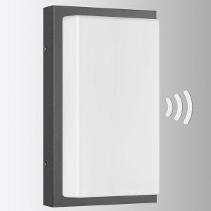 Applique d'extérieur Babett, capteur/éclairage LED