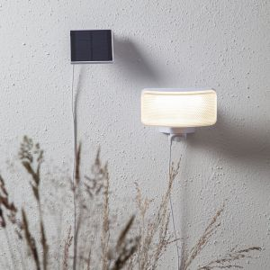 Lampe solaire LED Powerspot Sensor ang blanc 350lm