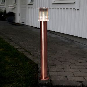 Borne lumineuse LED solaire Juno