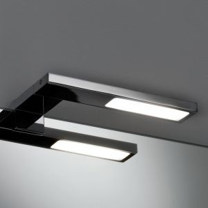 Paulmann Galeria Hook applique miroir LED, côté