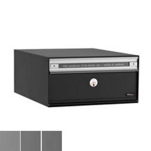 Boîte aux lettres noire PC1
