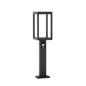 Lucande Qimka potelet solaire LED avec capteur