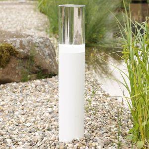 HEISSNER SMART LIGHTS potelet LED blanc 34cm