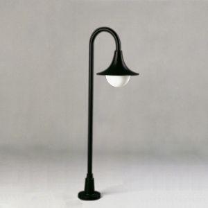 Borne lumineuse élégante 169 noire