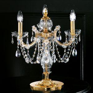 Lampe à poser Maria Teresa à trois lampes