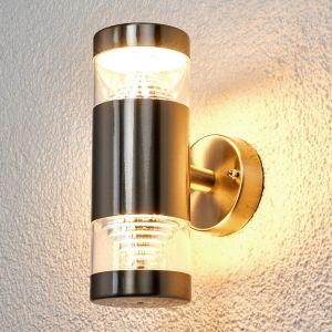 Applique extérieure LED 2 têtes Lanea