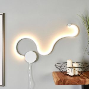 Applique LED extravagante Sandor