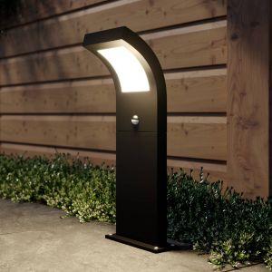 Arcchio Advik borne lumineuse LED, 60cm, capteur