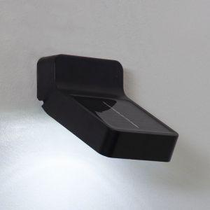 Applique solaire LED Wally détecteur crépusculaire