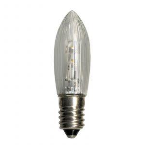 3 LED E10 de rechange bougie  0,2W 10-55V
