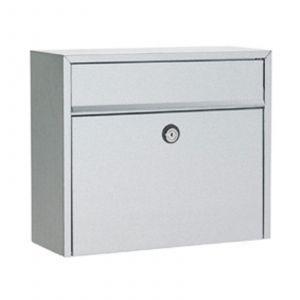 Boîte aux lettres simple LT150 acier Euro