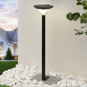 Lindby Clamor borne solaire LED avec capteur PIR