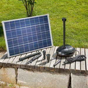 Système de pompe solaire écoénergétique Genova