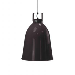 Jieldé Clément C360 suspension noir brillant Ø36cm