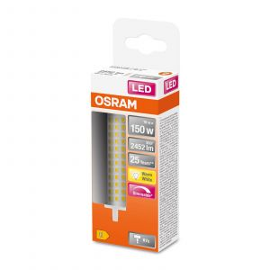 OSRAM ampoule LED R7s 17,5 W 2 700 K dimmable