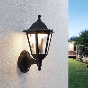 Lanterne murale d'extérieur LED Iavo avec capteur