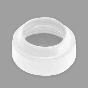 Bague étanchéité externe pr guirlande E27, blanche