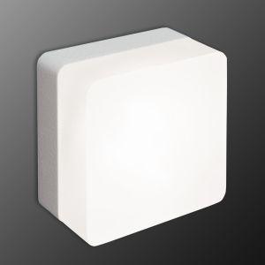 Applique LED Muffin, gris