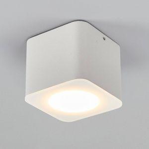Helestra Oso spot plafond LED angulaire blanc mat