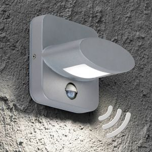 Applique d'extérieur LED Altana avec détecteur