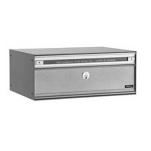 Boîte aux lettres qualité grise PC2