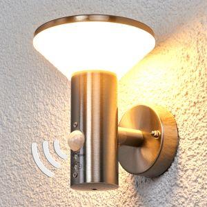 Applique avc détect. de mvnt Tiga pr ext., LED