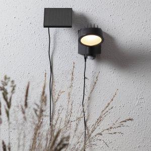 Lampe solaire LED Powerspot Sensor, ronde, 150lm