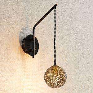 Lucande Zale applique, à 1 lampe, orientale