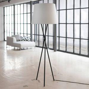 Ozonos Hailey lampadaire LED crème avec AC-1 Plus