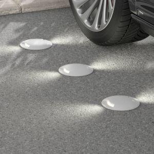 Spot encastré sol LED Ceci 160-2L gris CCT