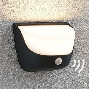 Applique d'extérieur LED Aremia avec détecteur