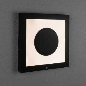 Paulmann panneau solaire LED Taija capteur 40x40cm